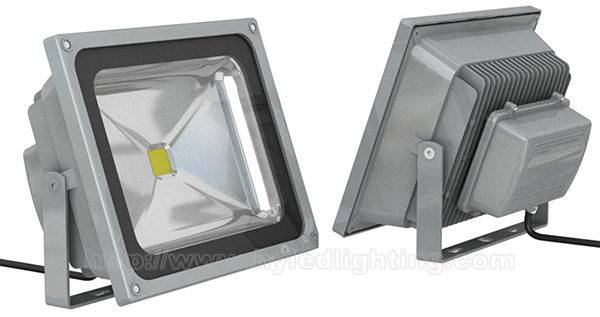 Outdoor 50W LED Flood Lamps