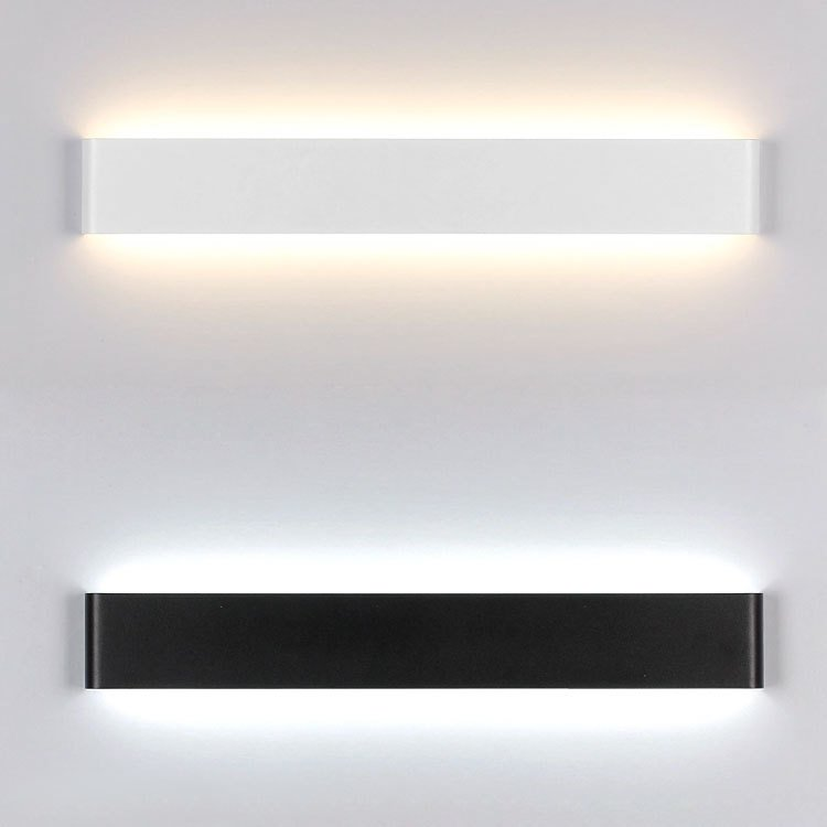 Surface mounted up and down indoor led wall light modern led wall surface mounted up and down indoor led wall light aloadofball Image collections